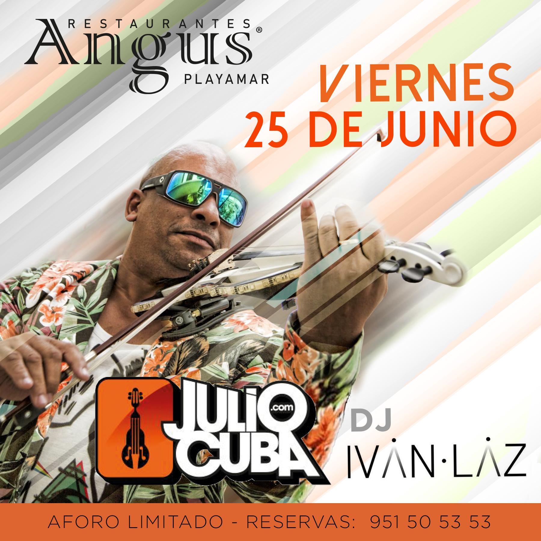 JULIO CUBA ANGUS PLAYAMAR