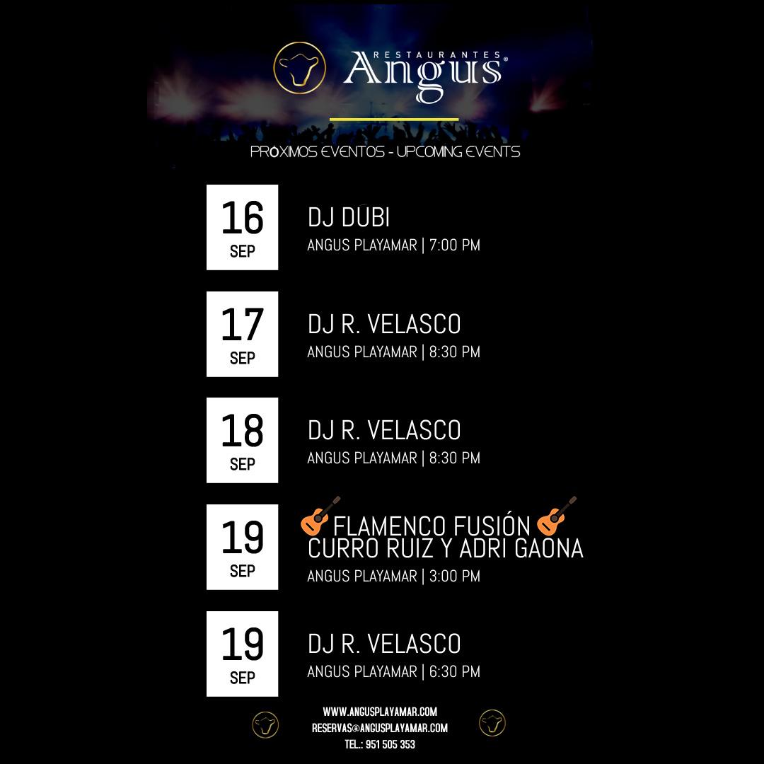 flamenco fusion restaurantes angus